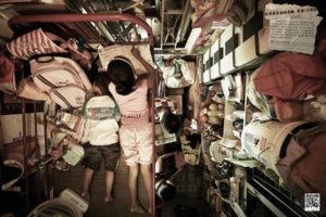 Hong Kong cage home